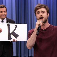 "Daniel Radcliffe Raps Blackalicious' ""Alphabet Aerobics"" On The Tonight Show Starring Jimmy Fallon"