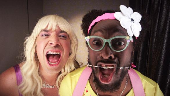 will.i.am Jimmy Fallon Ew Music Video Itsverysocialmedia